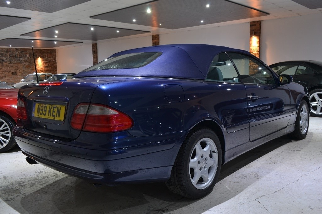 2000 mercedes clk320 convertible owners manual