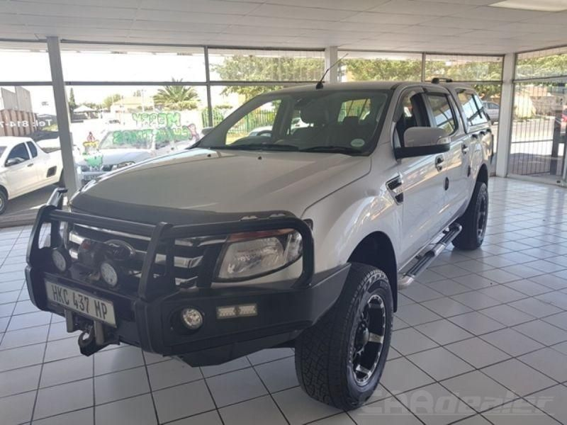 2018 ford ranger manual gearbox