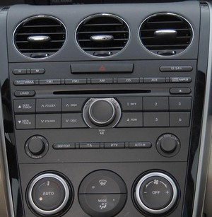 mazda 2009 cx9 mp3 stereo manual