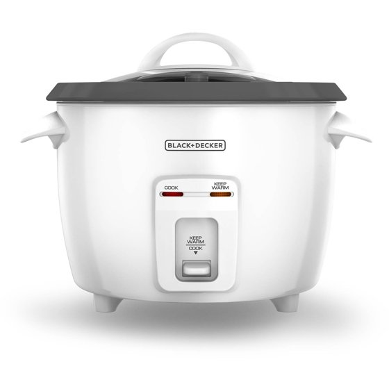 black and decker 6 cup rice cooker manual