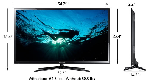 samsung 63 inch plasma tv manual