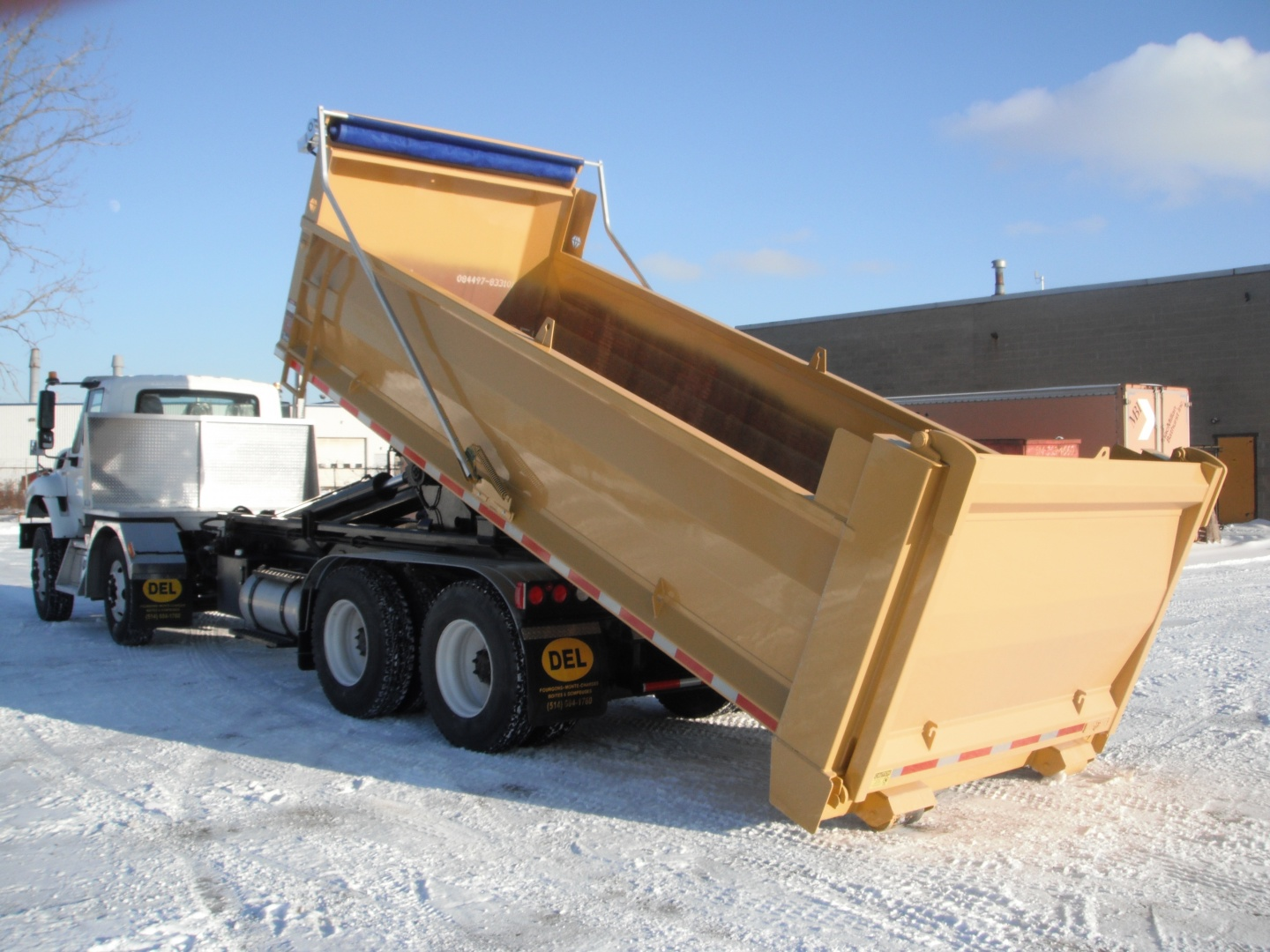 brandon dump body installation manual