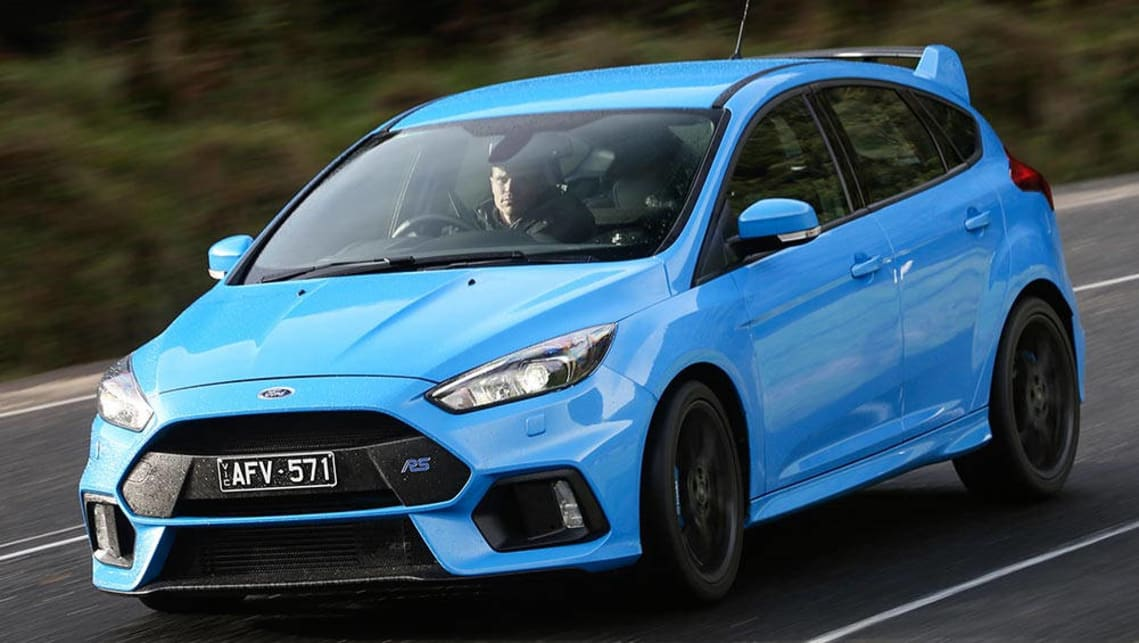 ford focus rs australia manual