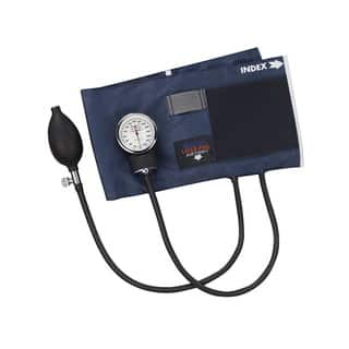 manual blood pressure kit with extra large cuff
