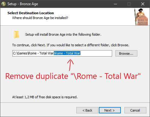 total war rome 2 manually install mod