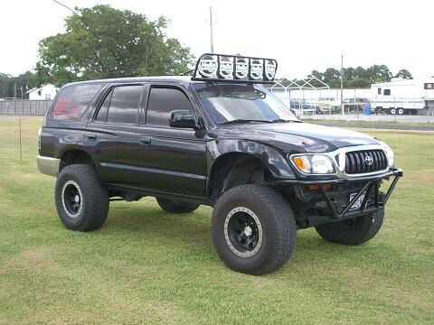 4runner auto to manual swap