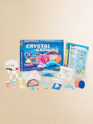 thames and kosmos crystal growing kit manual