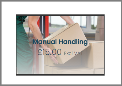 what is manual handling in childcare