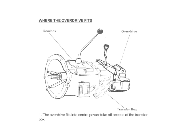 toyota landcruiser fairey overdrive workshop manual