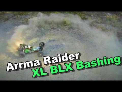 arrma raider xl blx manual