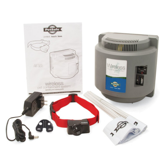 petsafe yardmax in ground pet containment system manual