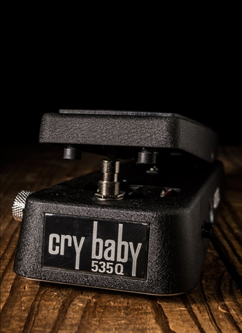 dunlop cry baby 535q manual