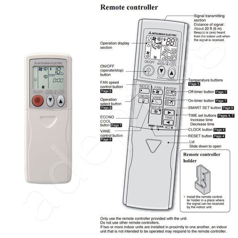 manual for hisense air con remote control