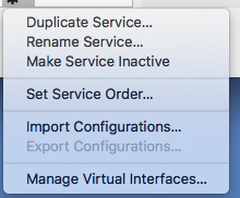 manually configure ntp server on mac