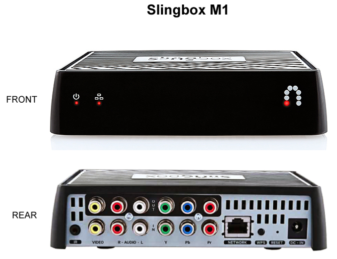 sling media slingbox 500 manual