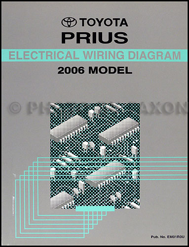 toyota prius 2006 workshop manual